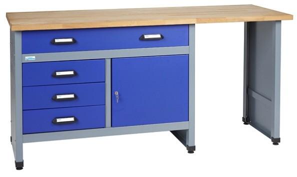 k pper werkbank modell 12030 breite 170 cm. Black Bedroom Furniture Sets. Home Design Ideas
