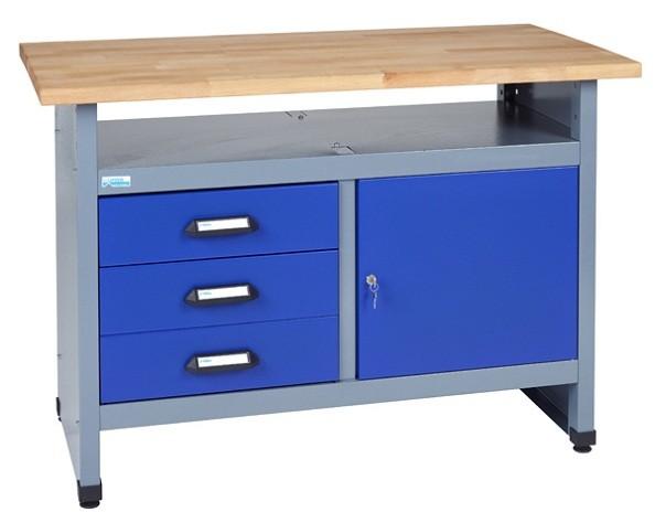 k pper werkbank modell 12080 breite 120 cm. Black Bedroom Furniture Sets. Home Design Ideas