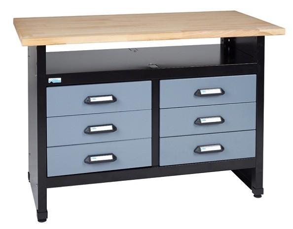 k pper werkbank modell 12110 breite 120 cm. Black Bedroom Furniture Sets. Home Design Ideas