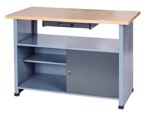 aktions werkbank breite 120 cm modell 14118. Black Bedroom Furniture Sets. Home Design Ideas