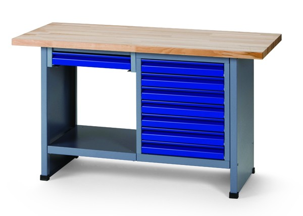 k pper modulsystem werkbank 15515. Black Bedroom Furniture Sets. Home Design Ideas